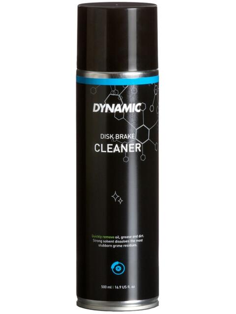 Dynamic Levujarrun puhdistaja 500ml , musta